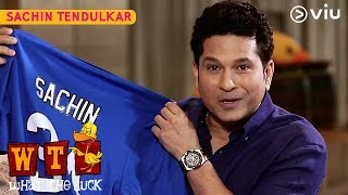 Download SACHIN TENDULKAR EXCLUSIVE INTERVIEW   What The Duck   Watch Season 1 of What the Duck On Viu App Video