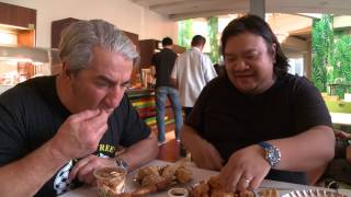 Download Mike Colameco's Real Food FILIPINO MALL DINING Video