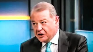 Download Stuart Varney Chokes On Monocle During Fox and Friends' Bernie Bashing Video