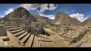 Download Megalithic Ollantaytambo In Peru Was Built Before The Inca Video