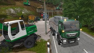 Download Farming Simulator 17 - Forestry and Farming on The Valley The Old Farm 021 Video