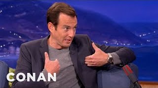 Download Will Arnett's Bros Night Out With Conan & Andy - CONAN on TBS Video