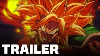 Download Dragon Ball Super: Broly Trailer #4 (English Dub) Video