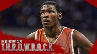 Download Kevin Durant Full College Highlights vs Oklahoma State (2007.01.16) - 37 Pts, 12 Reb, AMAZING! Video