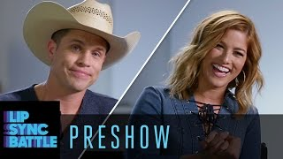 Download Country Holidays Preshow with Cassadee Pope & Dustin Lynch | Lip Sync Battle Video