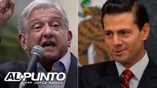 Download Si López Obrador llega a la presidencia, ¿investigaría a Peña Nieto por la 'Casa Blanca' de México? Video