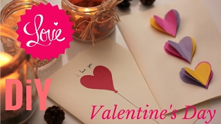 Download Sevgililer Günü Hediyesi | KENDİN YAP | Valentine's Day Gift Cards | DIY Video