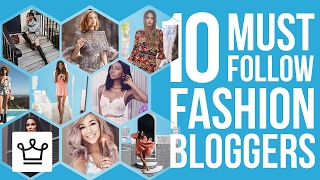 Download 10 Stylish Fashion Bloggers We Follow & So Should You Video