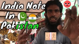 Download Giving Indian Currency To Pakistani Sabziwala || Gone Angry || Sansonit Video