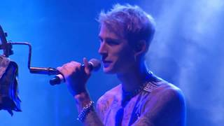 Download Machine Gun Kelly brings his daughter Casie on stage & performs 27 live | Est fest 2017 |Butler Ohio Video