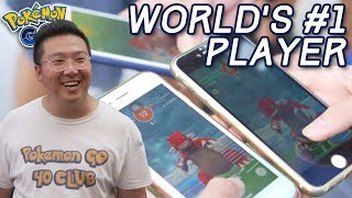 Download 50 RAIDS IN ONE DAY WITH THE WORLD'S #1 POKÉMON GO PLAYER Video