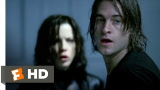Download Underworld (3/8) Movie CLIP - Selene Rescues Michael (2003) HD Video