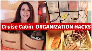 Download Cruise Cabin Organization Tips Video