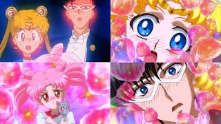 Download When Usagi & Mamoru found out Chibiusa is their daughter (1994 vs 2015) Video