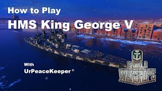 Download How To Play HMS King George V In World Of Warships Video