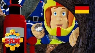 Download Feuerwehrmann Sam Deutsch Neue Folgen | Ein Tag als Cowboy - 40 minuten - Marathon 🚒 Kinderfilme Video