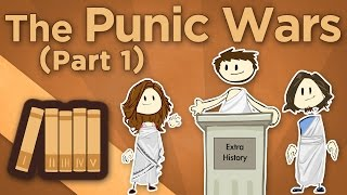 Download Rome: The Punic Wars - The First Punic War - Extra History - #1 Video