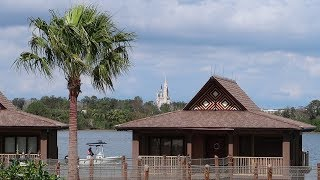 Download Walt Disney World Polynesian Village Resort Tour | Hotel Grounds, Pools & Food Locations Video