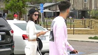 Download Kendall Jenner Grabs Early-Morning Coffee With Sexy Mystery Man Video