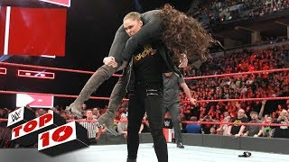 Download Top 10 Raw moments: WWE Top 10, March 6, 2018 Video