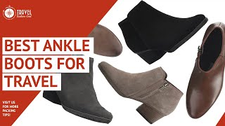 Download Blondo Villa Waterproof Boots Review - One of the Best Waterproof Boots for Travel! Video