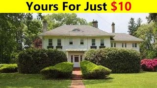 Download Abandoned Buildings No One Wants To Buy For Any Price Video