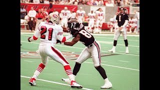Download Andre Rison vs Deion Sanders (1994) | WR vs CB Matchup - CRAZY BEEF Video