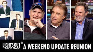 Download A Weekend Update Reunion (feat. Norm Macdonald) - Lights Out with David Spade Video