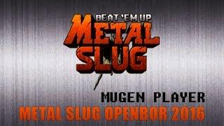 Download METAL SLUG BEAT 'EM UP OPENBOR 2016 Video