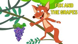 Download The Fox and The Grapes, Goose That Laid the Golden Eggs | Bedtime Stories | Short Stories For Kids Video