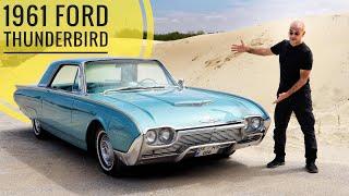 Download 1961 Ford Thunderbird; Dev V8 motor - Jilet gibi tasarım Video