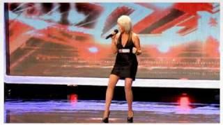 Download Shqiptarja Valbona Zhuleku ne X Factor ne Angli - Klipi i plote Video