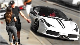 Download Would You Trade Your Girlfriend for a Ferrari??! Video