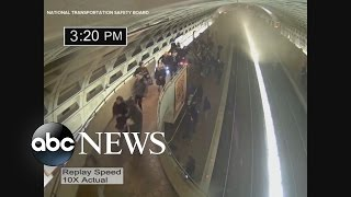 Download Fatal DC Metro Tunnel Incident [LIVE FOOTAGE] Video