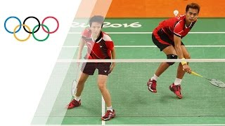 Download Rio Replay: Badminton Mixed Doubles Gold Medal Match Video