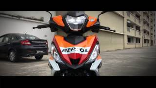 Download Honda RS150R Walkthrough V2 Video