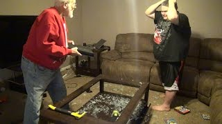 Download ANGRY GRANDPA DESTROYS PS4! Video