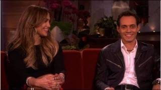 Download Exes Jennifer Lopez and Marc Anthony Joke About Their Working Relationship Video