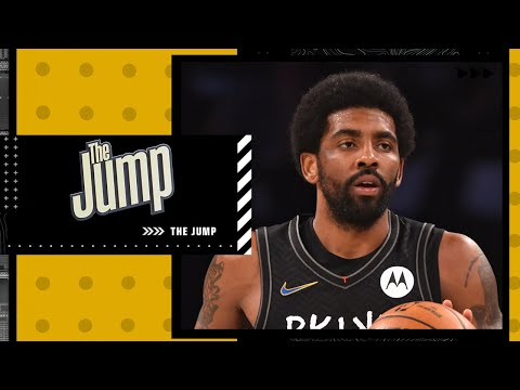 Brian Windhorst explains why Kyrie Irving may get less than the full max extension   The Jump