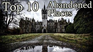 Top 10 CREEPY Abandoned Amusement Parks! Free Download Video MP4 3GP