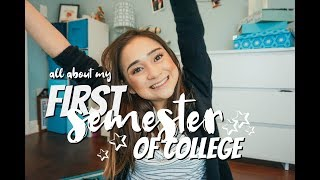 Download what my first semester of college was REALLY like Video