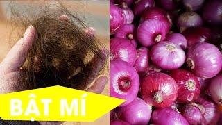 Download {Làm Đẹp} Cách ngăn rụng tóc và giúp tóc mọc dày bằng CỦ HÀNH chỉ sau 01 tháng - #Tuyennguyen Video