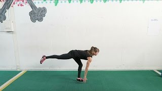Download 25 Lower Body Balance Exercises Video