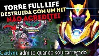 Download ADMITIU SER CARREGADO - NASUS POWER STACKS VOLTOU - 1400 STACKS NO GAME Video