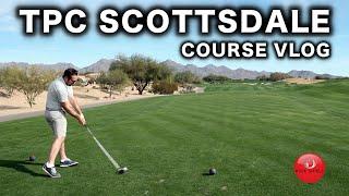 Download TPC SCOTTSDALE COURSE VLOG PART 1 Video