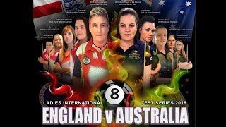 Download AEBF Nationals 2018 | Ladies International Test 3 AUS v ENG Video