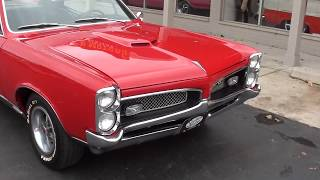 Download 1967 Pontiac GTO $38,900.00 Video