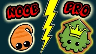 Download 4 TYPES OF MOPE.IO PLAYERS (PRO vs NOOB) - Mope.io Video