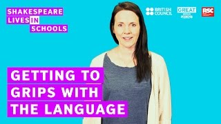 Download How to teach Shakespeare: getting to grips with the language Video