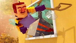 Download Minecraft - HELLO! IT'S ME... YOUR NEIGHBOR! (Minecraft Hello Neighbor) Video